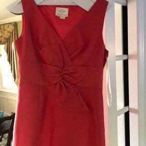Kate Spade A-line Red Dress